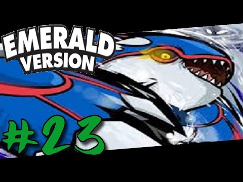 Pokemon: Emerald - Tam Çözüm#23 : Kyogre!