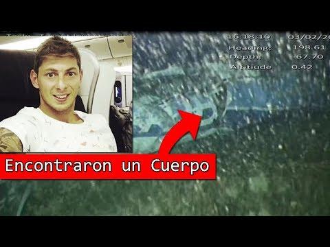 Encontraron UN CUERPO en el AVIÓN de Emiliano Sala 😔