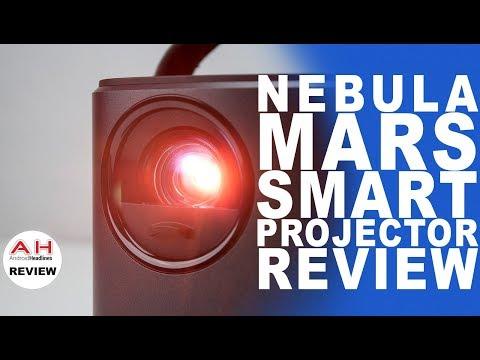 Nebula Mars Smart Portable Projector Review