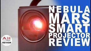 Nebula Mars Smart Portable Projector Review