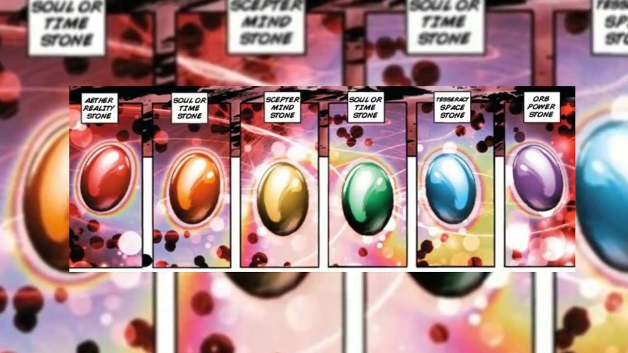 Who Made Infinity Stones Hindi Complete Comic Book Marvel