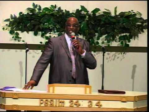 Fruit of the Spirit - Gentleness - 4.17.16 - West Jacksonville COGIC - Bishop Gary L. Hall Sr.