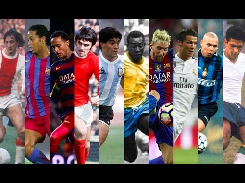 Epic Football Skills Mix • Who Is The Best? • 10k Special