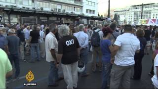 Rivals rally in Greece ahead of referendum