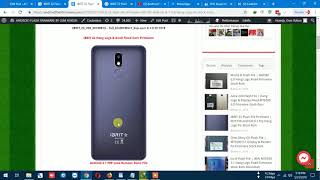 IBRIT Z2 Flash File Firmware | MT6739 Android 8.1 Frp Hang Logo Fix Stock Rom