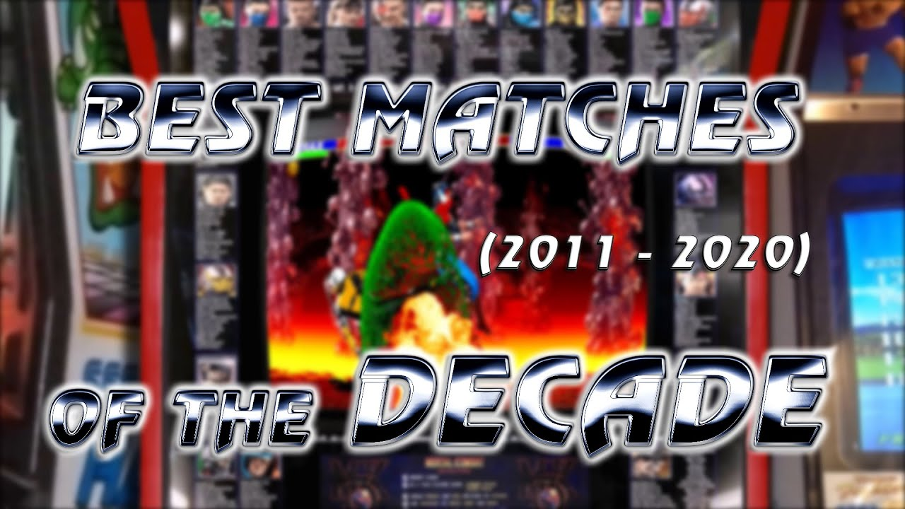 My BEST MATCHES of the DECADE ● ULTIMATE MORTAL KOMBAT 3 Arcade