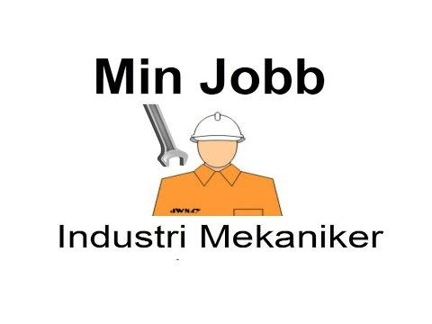 Min Jobb - Industri Mekaniker - Vedlikeholdsteknikk - 12 - Hydraulikk