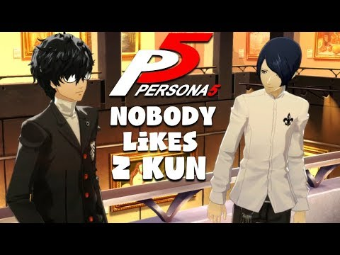 NOTHING WENT RIGHT THIS EPISODE (Everybody hates Z-kun) | Persona 5 [39]