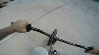 bmx ride home from work from a few weeks ago