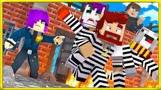 WORST PRISON BREAK EVER!! | Minecraft Cops n' Robbers!