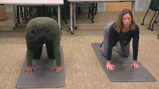 yoga may benefit chronic pain sufferers