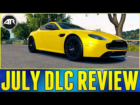 Forza Horizon 2 : JULY DLC REVIEW!!! (IGN Car Pack)