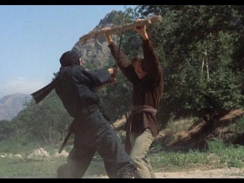 Kung Fu: Caine Vs Ninja