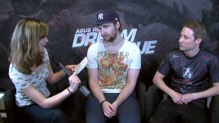 Phase 2 of Dreamleague S2 - Loda & Akke - how well do they know each other?