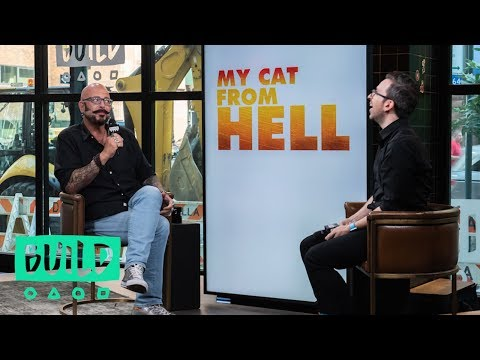 Jackson Galaxy Discusses The Latest Season Of 'My Cat From Hell'