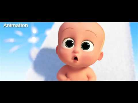 The Boss Baby - Funny Scenes