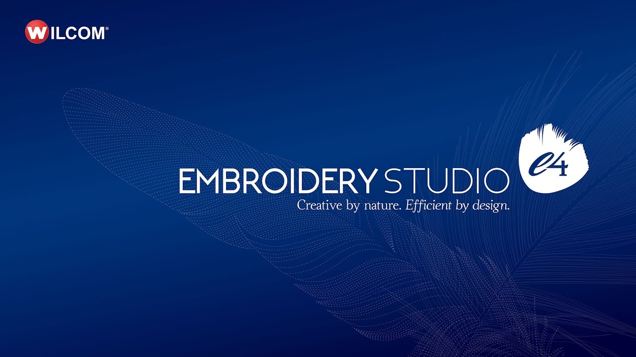 Wilcom's EmbroideryStudio e4 - YouTube