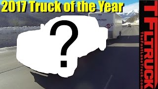 And the TFLtruck of The Year is? 2017 Gold Hitch Awards Behind the Scenes Deliberations