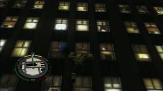 The Incredible Hulk Xbox 360 Gameplay - Jumping Across