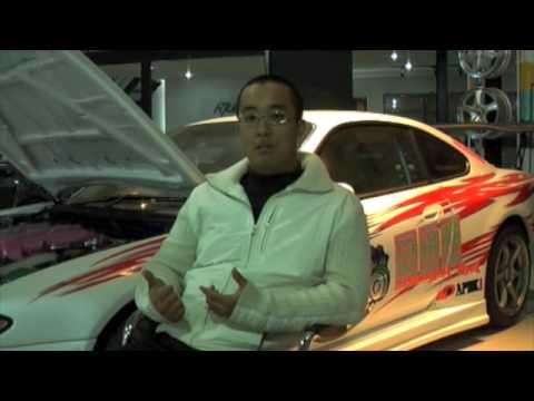 Shanghai Custom Drifting Car