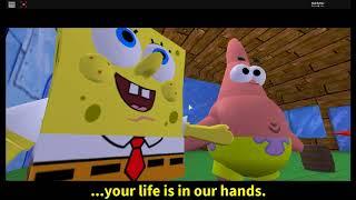 Spongebob Movie Adventure DX: Director's Cut [Roblox]