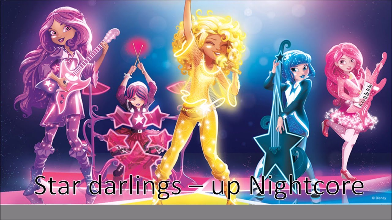 Star Darlings Up Nightcore YouTube