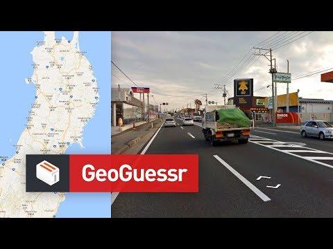 GeoGuessr — EP 1 — World Map