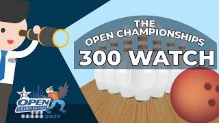 Open Championships 300 Watch - Edward Burbo