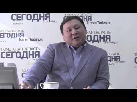 Виктор Ким. О помощи в решении социальных вопросов специалистов на предприятии