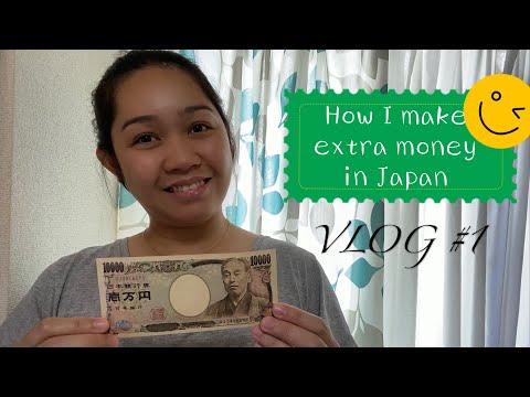 How I Make Extra Money In Japan | Japan LIfe | JAZ Goodies Vlog #1