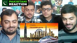Pakistani Reacts on |  Top Upcoming MegaProjects in India || Infrastructure MegaProjects(Rahasya Tv)