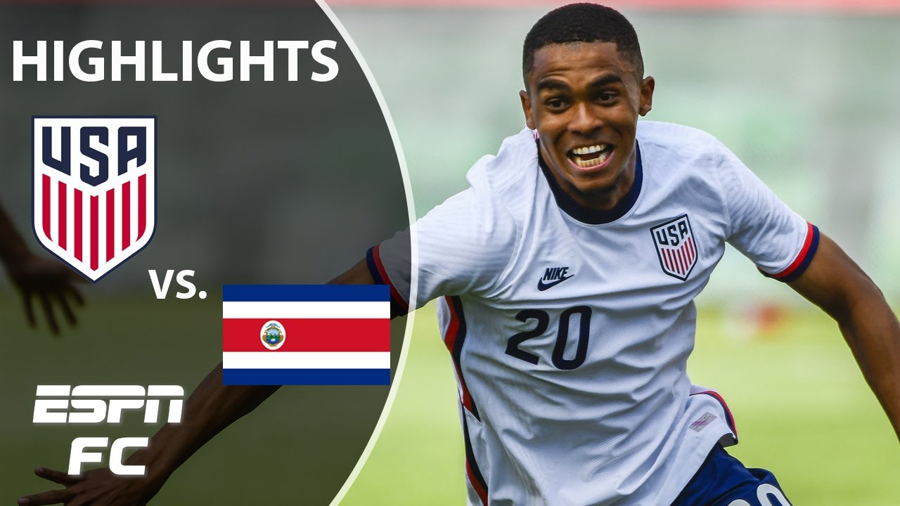 USMNT rally past Costa Rica thanks to own goal