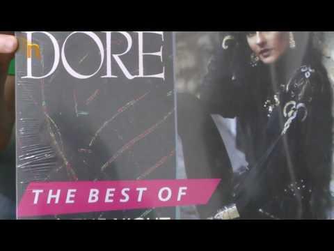 Valerie Dore The Best Of ITALO DISCO LP płyta winylowa analogowa unboxing winyl first look vinyl