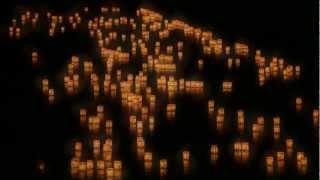 京都 嵐山灯篭流し 【Kyoto Arashiyama 】