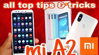 Xiaomi Mi a2 best tips and tricks🔥🔥🔥