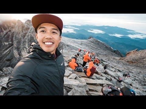 CONQUERING MOUNT KINABALU!!!! AMAZING SUNRISE TREK!!! (183 | Southeast Asia Travel VLOG)