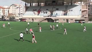 Demirlibahçe Spor Kulübü – Pınar Spor Derneği Kulübü 4-1 (U19) (GENİŞ ÖZET)