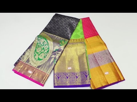 Latest Pattu Lehenga Designs | Pattu Half Sarees | Sri Krishna Silks | SumanTv
