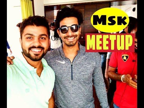 MSK Vlogs Meetup, Nasik    Big Announcement   