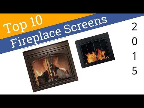 10 Best Fireplace Screens 2015