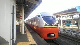 【再びお忍びで青森へ】奥羽本線 特急つがる6号 秋田行き E751系 2019.09.07