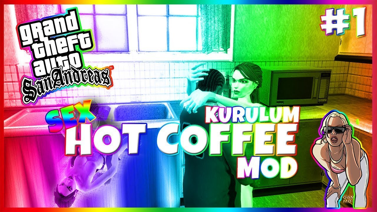 GTA San Andreas Sex [Hot Coffee] Mod Kurulum