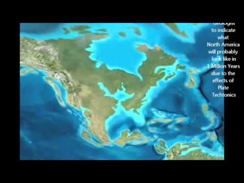 United States Map After Mp YouTube - Edgar cayce future us map