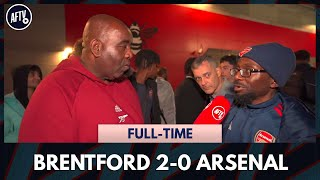 Brentford 2-0 Arsenal   We Mustn't Get Carried Away After 1 Loss! (TY)