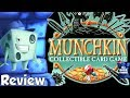 Munchkin Collectible Card Game Review - with Tom Vasel