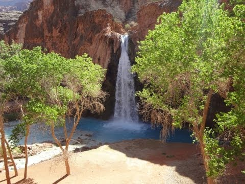 [Start to Finish] Havasupai Falls, Arizona Hike