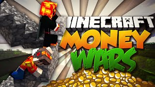 "Minecraft MONEY WARS ""STAIRWAY TO HEAVEN?!"" #23 w/ PrestonPlayz & Landon"