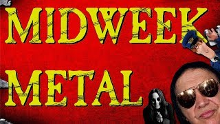 Midweek Metal Episode 144 - Gene, Ozzy & Terrible Wingmen