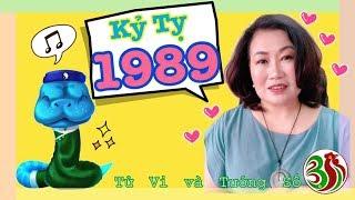 Kỷ Tỵ 1989 - Đại Lâm Mộc năm 2019 | Tử Vi Và Tướng Số