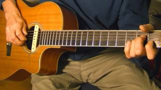Groovy Kind of Love Version 1 Fingerstyle
